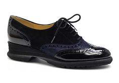 Brunate 31475 Black/Navy | Hanigs Footwear - Hanig's Footwear