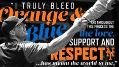 David Wright our Captain Lets Go Mets, Ny Mets, Letting Go, David, Let It Be, Love, Amor, Giving Up, Lets Go
