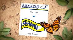 """some"" of  SERANO delicious tastes"