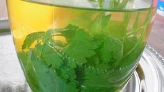 Parsley is not just an ordinary spice