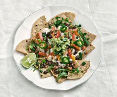 Vegan Nachos from Native Foods.
