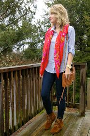 Bonnie Blue Style: Moccasin Girl
