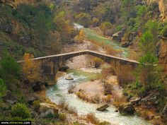 Puente de la Famiñosa #Abiego #Huesca