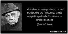 La Literatura...