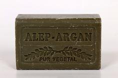 Sapone d'Aleppo al 20% olio d'alloro e olio d'argan