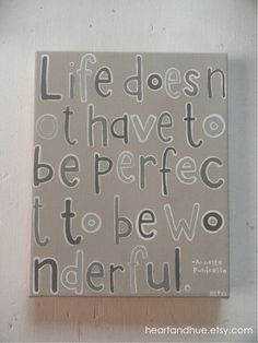 Annette Funicello Quote 8x10 Canvas by heartandhue on Etsy