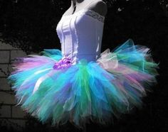 Items similar to Design Your Own Pixie Tutu - For Teens or Adults - Custom SEWN tutu - choose your length up to - up to waist on Etsy Winter Fairy Costume, Fairy Costume Diy, Diy Unicorn Costume, Sewing Kids Clothes, Sewing For Kids, Diy Clothes, Outfits Teenager Mädchen, Teen Girl Outfits, Dresses For Teens