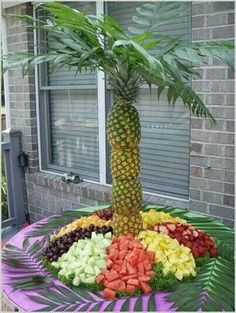 Ananaspalme