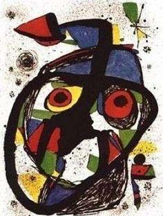 Joan Miró, Carota on ArtStack #joan-miro #art