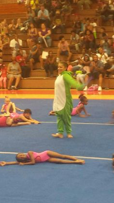 2016 Jimmy show... Johnson's Dance and Gymnastics