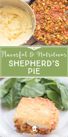 Absolutely delicious! One of my favorite casseroles to make and eat! This recipe includes TONS of veggies and lean protein - nutritious and flavorful at the same time! Freezes well and makes great leftovers! Click for the recipe!