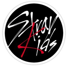 'stray kids logo' Sticker by solightitup Band Stickers, Pop Stickers, Kids Stickers, Printable Stickers, Kpop Logos, Kids Fans, Kids Logo, Soyeon, Pin And Patches