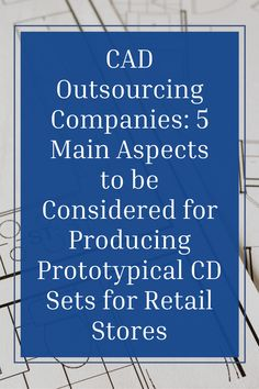 CAD outsourcing company plays a significant role in creating the same ambience across all your retail outlets by preparing dimensionally accurate and technically correct prototypical CD sets for your stores. Let's check out a few of them! ... .. . #theaecassociates #cadservices #cadoutsourcing #caddesign #caddrafting #cadcontent #cadset #CADOutsourcingServices #CADDrawings #architecture #architecturecad