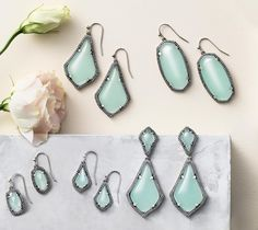 your color, their style. Customize your bridesmaids' jewels with our newest Lux additions in the Color Bar™ by Kendra Scott.