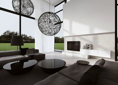 Projekt wnętrz domu jednorodzinnego, Białystok | Tamizo Architects