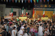 12 - 13 - 14 LUGLIO 2013  21^ Edizione de LA SAGRA TE LU RANU  http://www.sagrateluranu.eu/