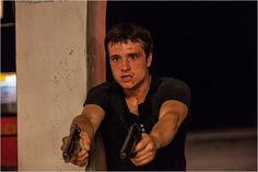 Josh Hutcherson in Paradise Lost
