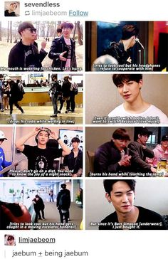 I relate to jaebum on a spiritual level