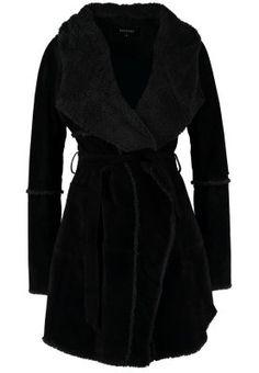 Oakwood Wintermantel - black für 449,95 € (14.11.14) versandkostenfrei bei Zalando bestellen.