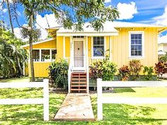 VRBO.com #712090 - Delightfully Renovated Historic Plantation Cottage Steps from Poipu Beach Park