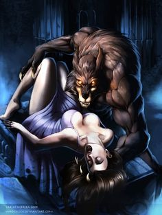 Forget Prince Charming. Go for the Wolf. He can see you better. Hear you better. And eat you better.