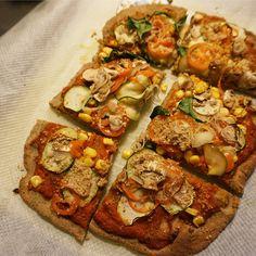 SSC #43 - Pizza Vegetariana