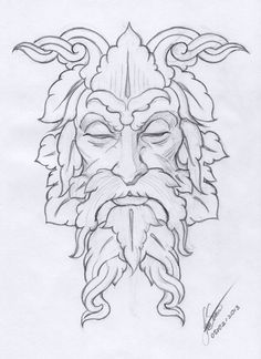 Making of the Greenman