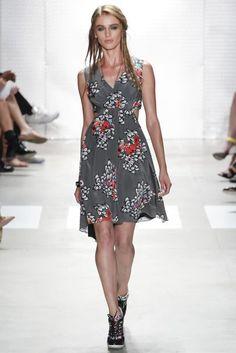 Nicole Miller Spring/Summer 2016 Ready-To-Wear | British Vogue