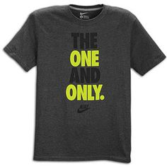 Nike Graphic T-Shirt - Men's - White/Turquoise/Purple