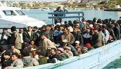 Italian navy rescues three thousand immigrants in the Mediterranean, including 264 minors and 56 women