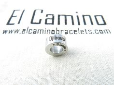Ever travelled to Djibouti? If you have, pin this photo or head over to www.elcaminobracelets.com to purchase this Country Step for your El Camino!  #Djibouti #elcaminob #travelling #travel #travelmemories #jewellery #fashion #gapyear #gift #charm #backpacking #bracelet #handmade #xmas #christmas #present