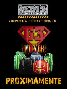 #EMSTip Nueva Línea G3 StatPacks espera noticias... #SoyEMS #EMSMexico #EquipandoalosProfesionales
