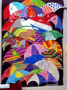 Jelről jelre (Jucinak, Áginak szeretettel) - Esernyő - Napról napra óvoda