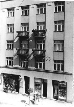 Ul. Świętojańska 69. 1935r.