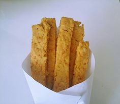Make your own Carrot Fries! Yummm