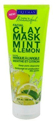 Freeman Facial Clay Mask Mint (3-pack) with Free Nail File by Freeman. $11.99