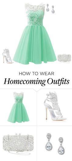 mint lace short prom/homecoming dresses @veenrol