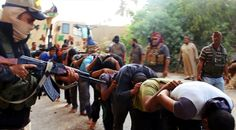 Militants Claim Mass Execution of Iraqi Forces - NYTimes.com