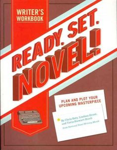 This writer's block-busting workbook guides authors through planning and plotting a novel before writing it from the initial idea generation and brainstorming through character, setting, and story dev
