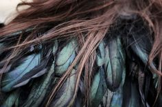 what do you call this hair color? it's brunette, but it has grey & lavendar to it too. On a box of color is that simply ash?