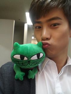 Taecyeon  . Love. Cre: the owner /as logo