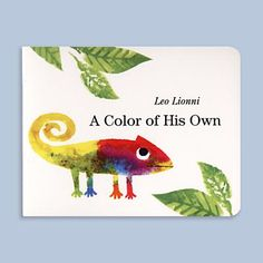 Land of Nod book, a color of his own