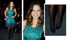 Os looks das famosas no Fashion Rio - Moda - MdeMulher - Ed. Abril