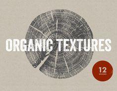 Organic Textures  12 Designs