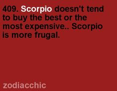 Zodiac Facts
