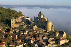 Chateau Castelnaud, Dordogne.