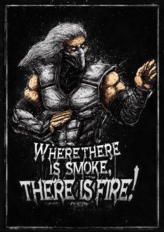 Smoke from Mortal Kombat Miles Spiderman, Native American Humor, Mortal Kombat 9, Noob Saibot, Infinity Art, Predator Alien, Mileena, King Of Fighters, Fighting Games