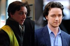 """State of Play UK  """"James McAvoy    BBC Americans know him as: Reporter Dan Foster on State of Play (set to encore in BBC America's Dramaville in December), Steve McBride on the original UK Shameless, and chef Joe Macbeth in the modernized ShakespeaRe-Told adaptation of 'the Scottish play.'"""" - BBCA (2003)"""