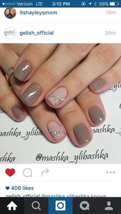 Are you looking for lovely gel nail art designs that are excellent for this summer? See our collection full of cute summer nails art ideas and get inspired! Informations About Gel Nail Art Designs Classy Nails, Fancy Nails, Trendy Nails, Love Nails, My Nails, Gelish Nails, Acrylic Nails For Summer Classy, Nail Art Ideas For Summer, Short Nails Acrylic