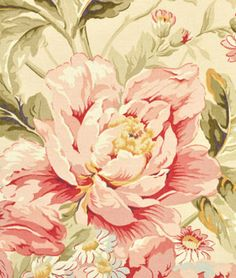 Waverly Forever Yours Antique Fabric : Image 2